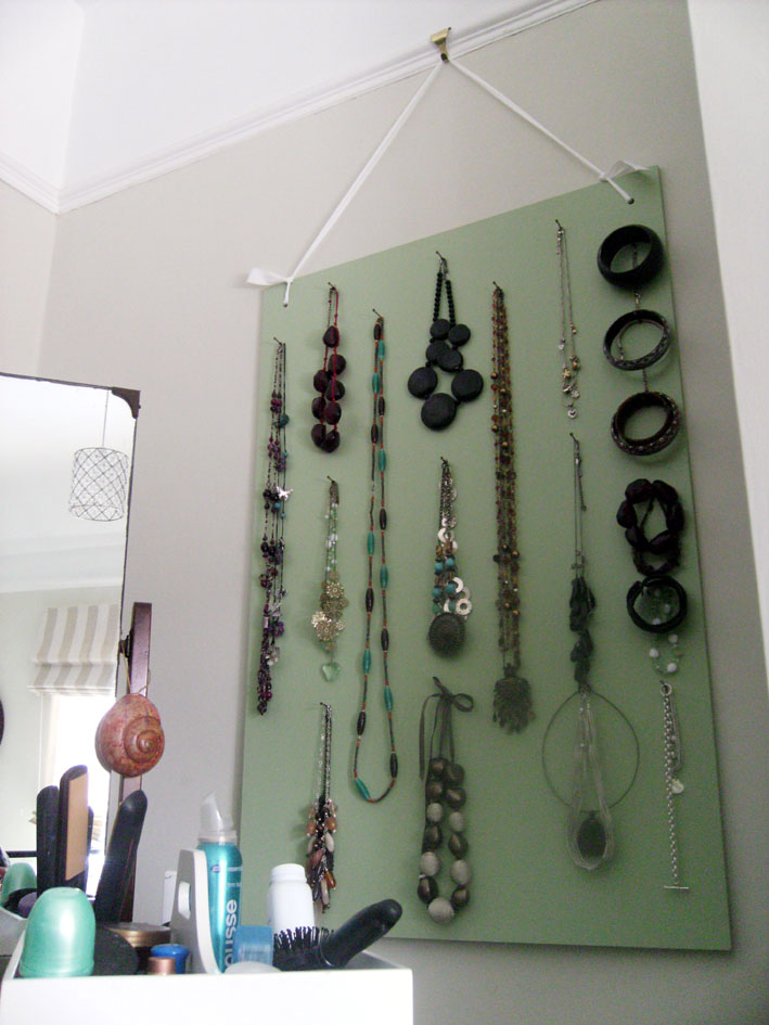 Necklace board