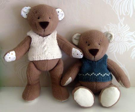 Tanky bears