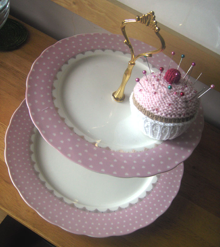 Cake plate 1