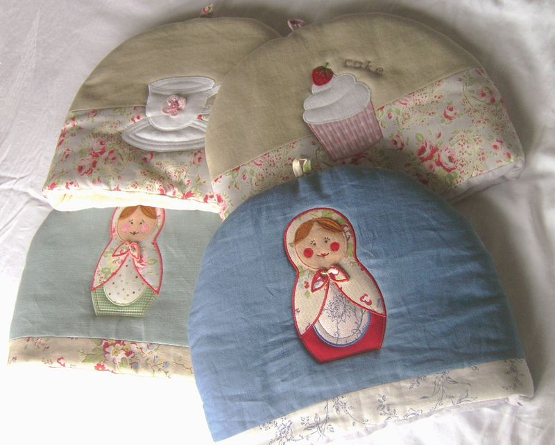 Tea cosy group