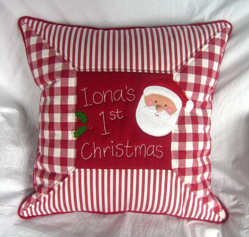 Iona cushion