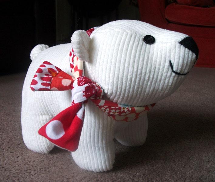 Polar bear pattern figs2 026