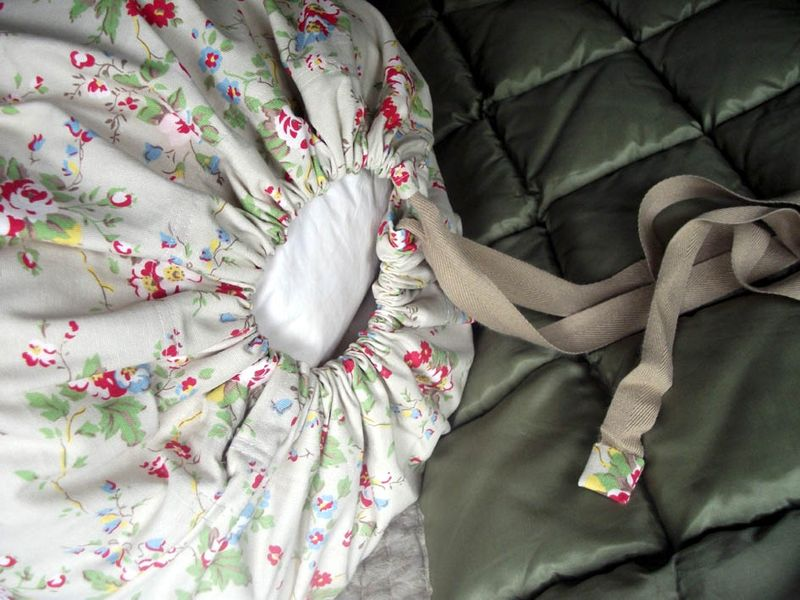 Bedding bag 004