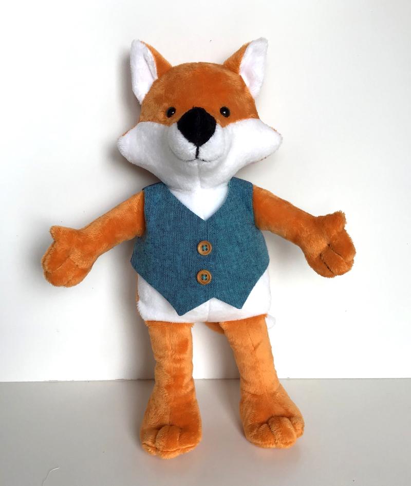 Avery waistcoat 1