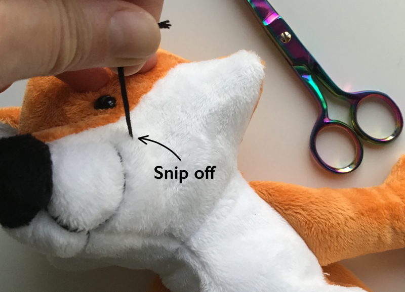 How to snip