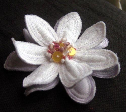 Daisy corsage