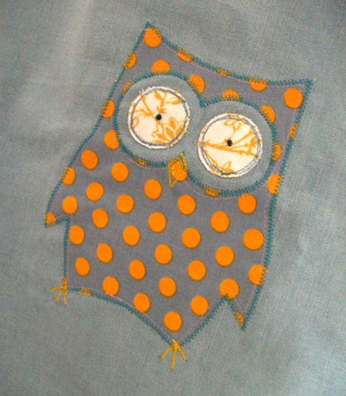 Owl tote 1